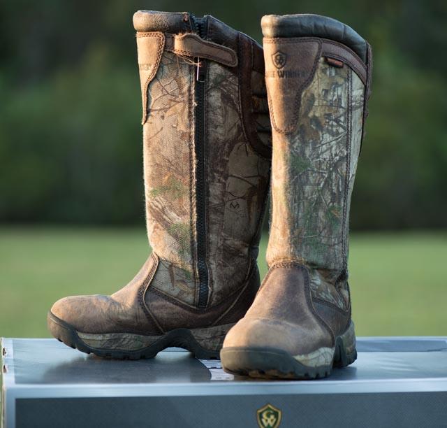 Kids size 5 Snake Boots-boots-1-jpg