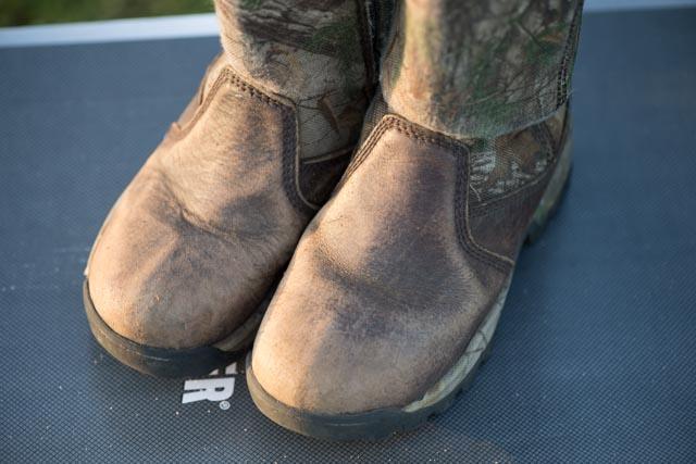 Kids size 5 Snake Boots-boots-3-jpg