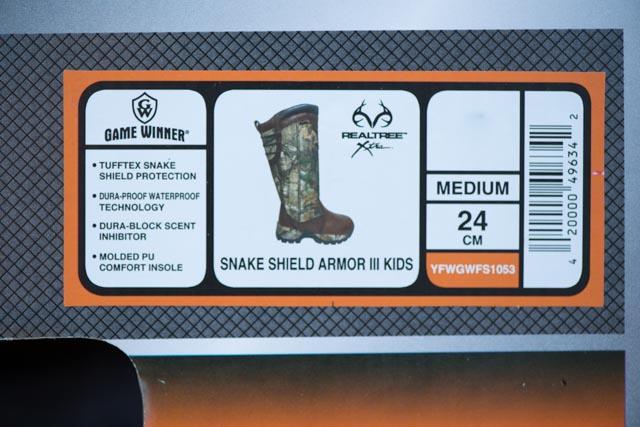 Kids size 5 Snake Boots-boots-5-jpg
