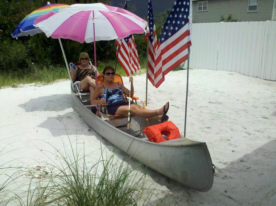 17ft Aluminum ouachita canoe for sale - Pensacola Fishing Forum