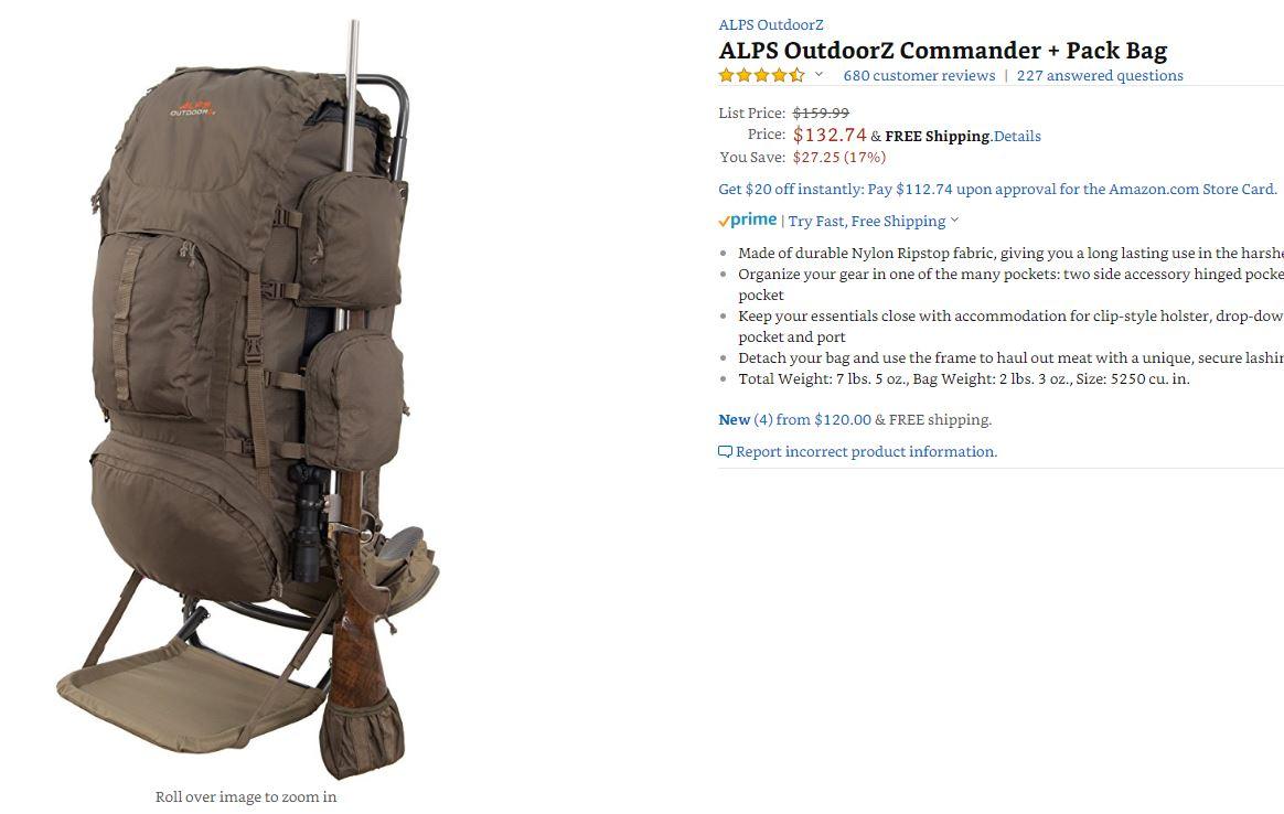 WTB backpack for wilderness elk hunt-capture-jpg