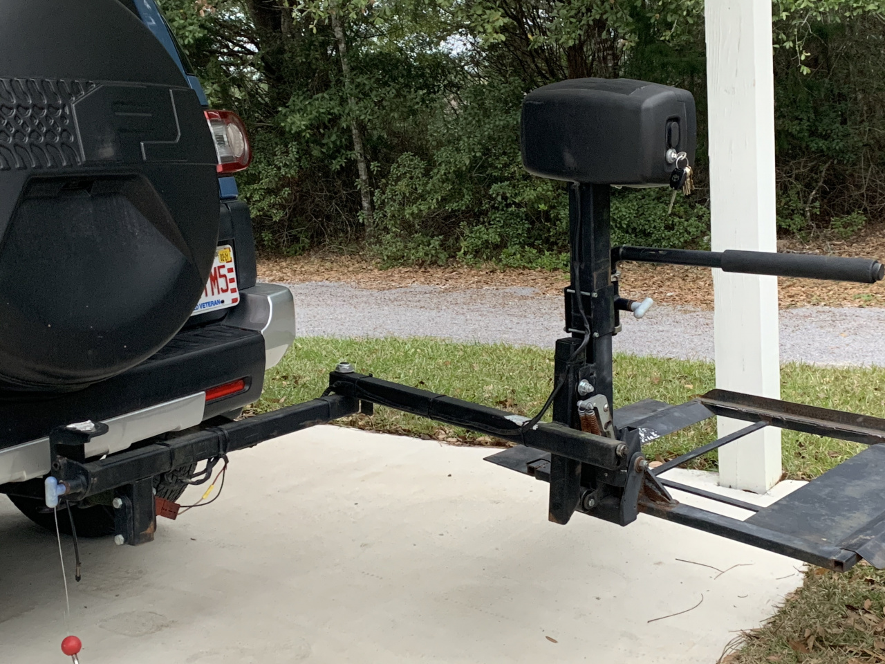 Power wheelchair and lift-chair-swingaway-jpg