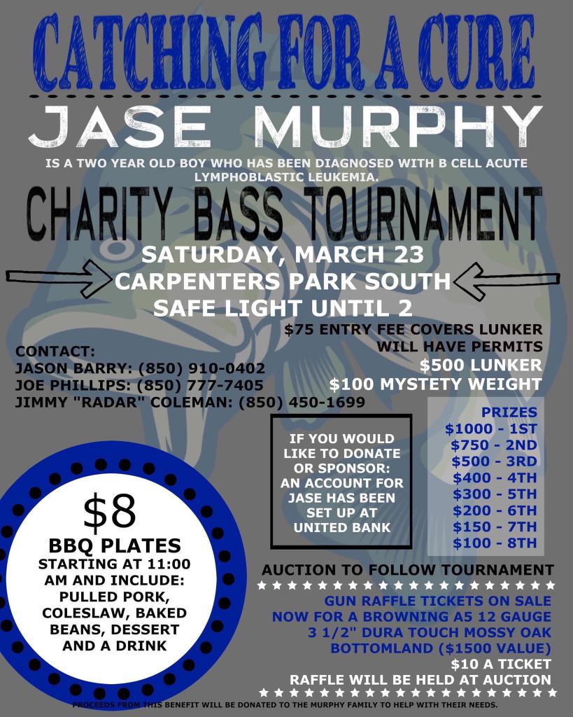 Charity Bass Tournament - Carpenters Park, Milton FL-charity-bass-tournament-jpg