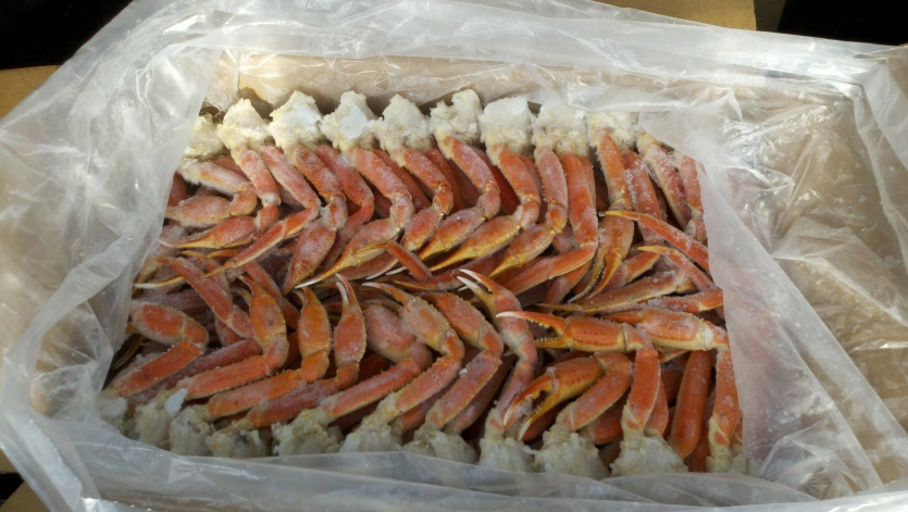 Snow Crab full cases only - Page 2 - Pensacola Fishing Forum