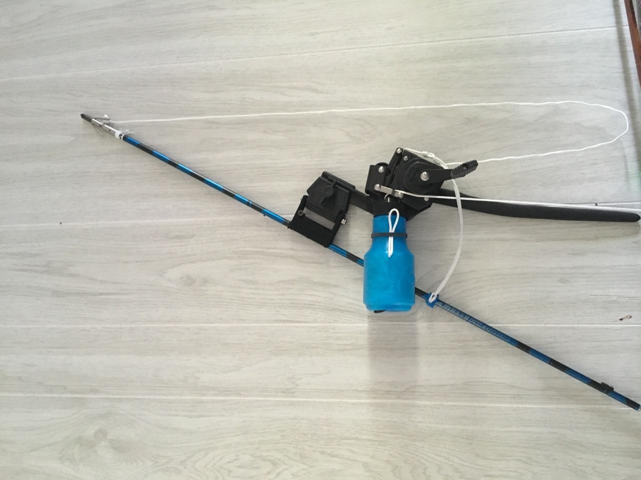 GATOR! AMS pro big game bowfishing reel.-d5cd5993-717c-48f9-806a-ac345dacdcb4-jpg