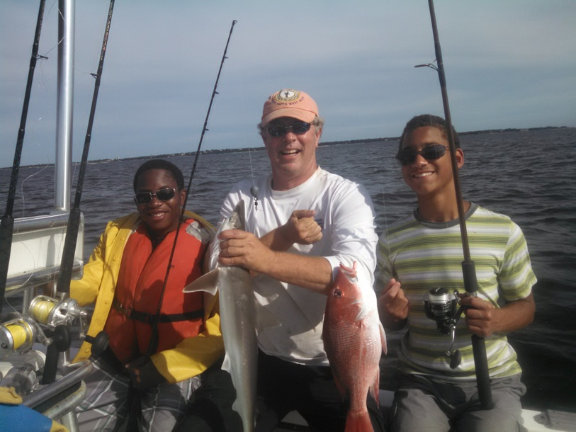 Hargreaves .. Day 1  Friday June 13  fishing in the rain-day-1-mikayl-jamarrious-jpg