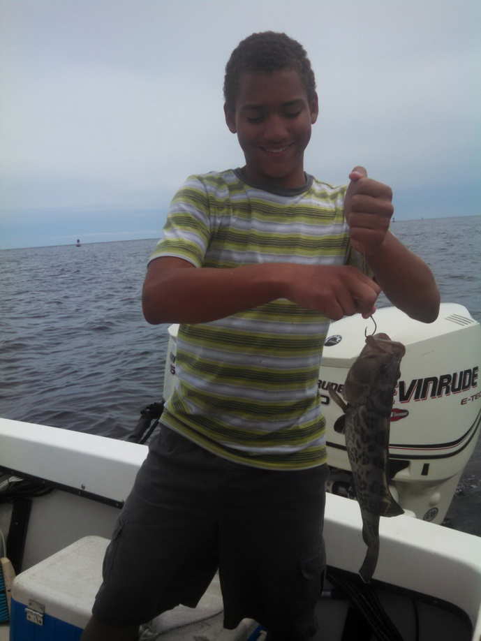 Hargreaves .. Day 1  Friday June 13  fishing in the rain-day-1-mikayl-grouper-jpg