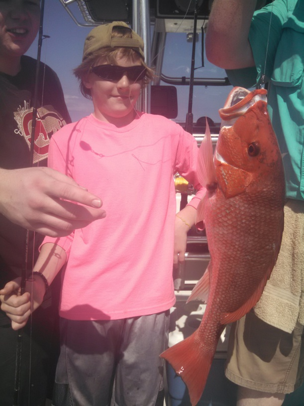 Hargreaves day 2 - out in the Gulf-day-2-david-snapper-jpg