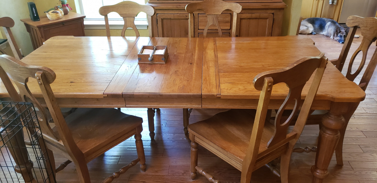 MUST SELL - HIGH QUALITY Dining Room Furniture-dining-table-1-jpg