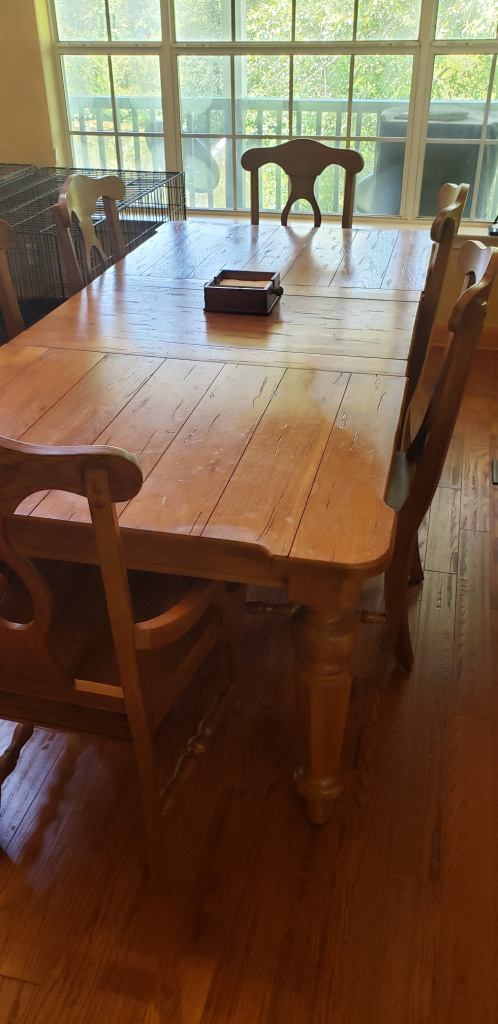 MUST SELL - HIGH QUALITY Dining Room Furniture-dining-table-2-jpg