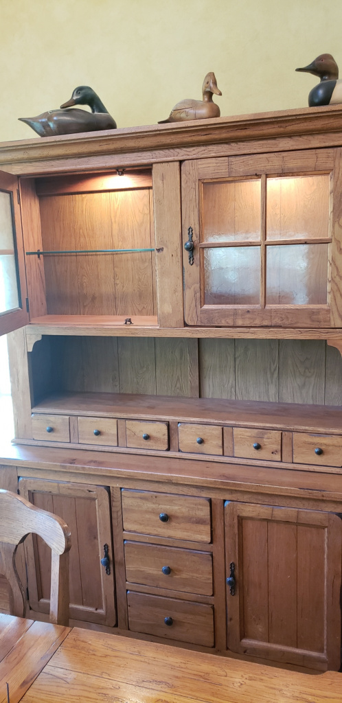 MUST SELL - HIGH QUALITY Dining Room Furniture-dr-china-cabinet-2-jpg