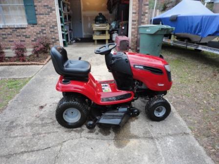 Craftsman Riding Lawn Mower For Dsc00003 Jpg