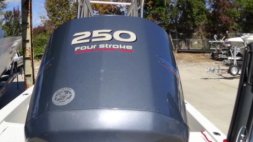 2008 Pathfinder 24 T with yamaha F250 - Pensacola Fishing Forum