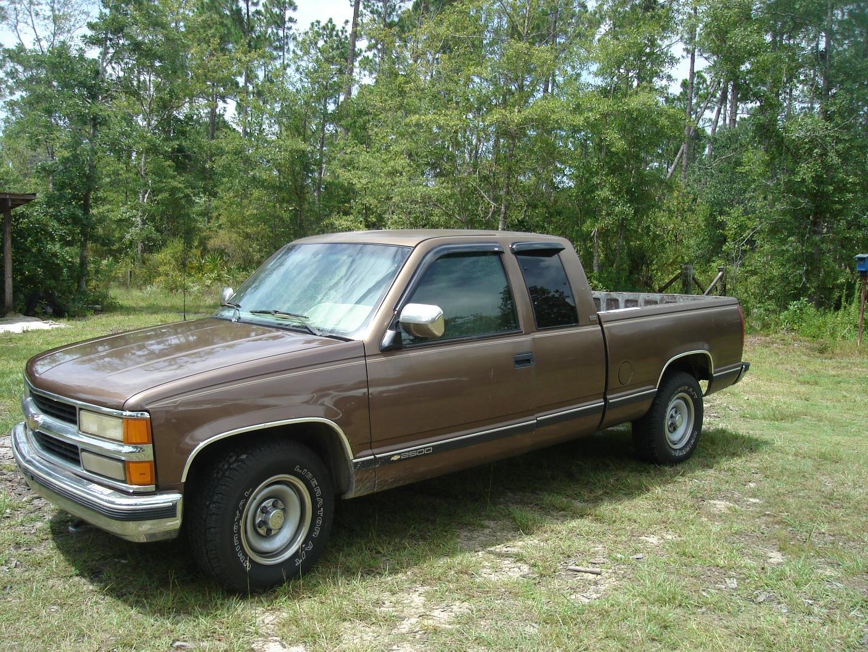 All Chevy 94 chevy single cab : 1994 Chevy 2500 silverado, extended cab for sale. - Pensacola ...