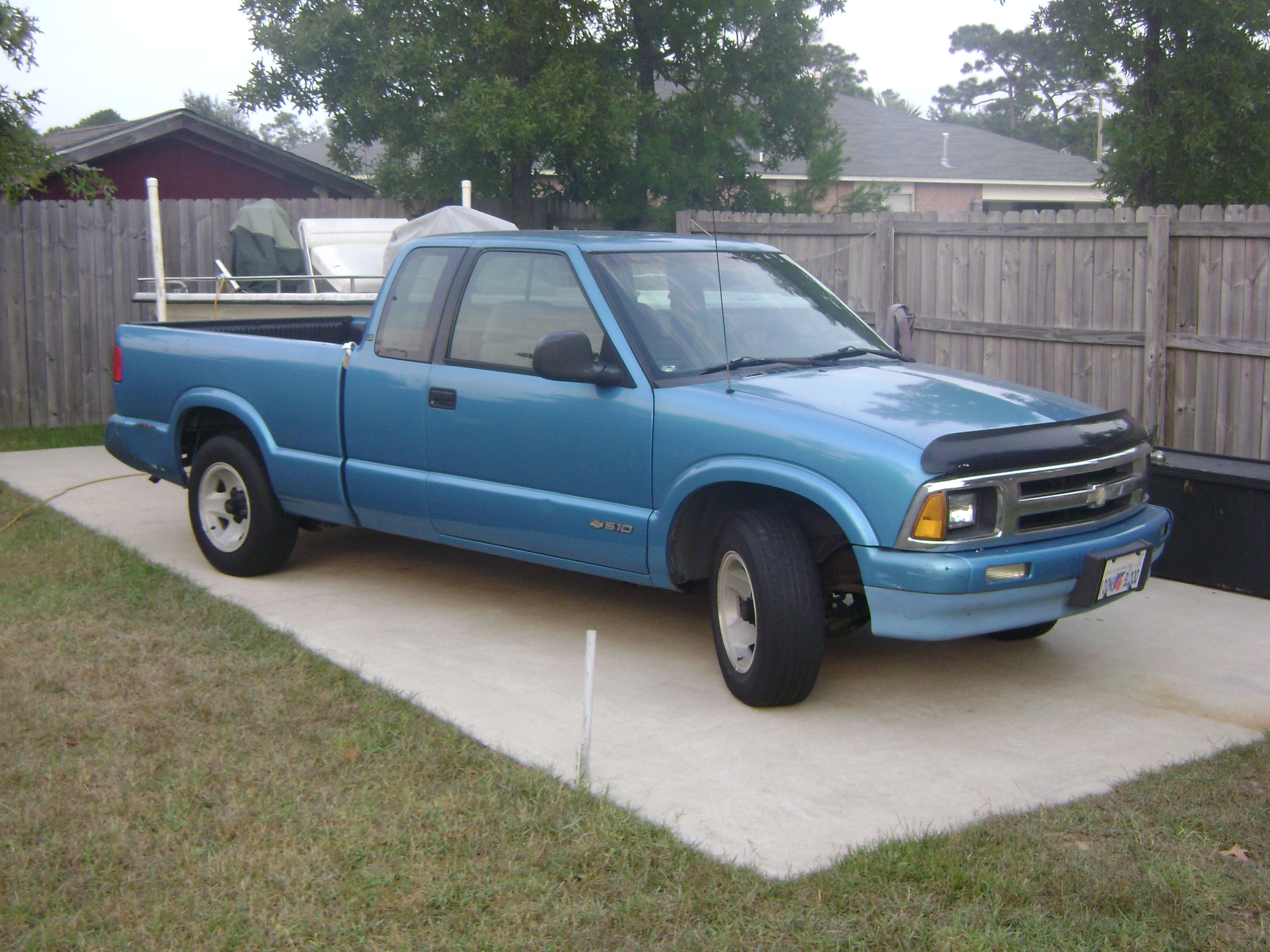 1994 chevy s10 for sale pensacola fishing forum. Black Bedroom Furniture Sets. Home Design Ideas