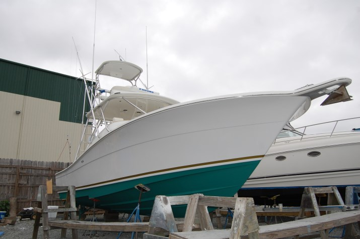 2005 Shearwater Express Carolina Flare Loaded / Twin ...