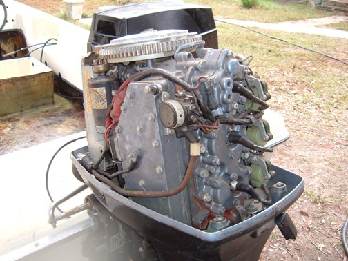 Outboard Ignition Wiring Diagram Mercury Outboard Motor Wiring Diagram