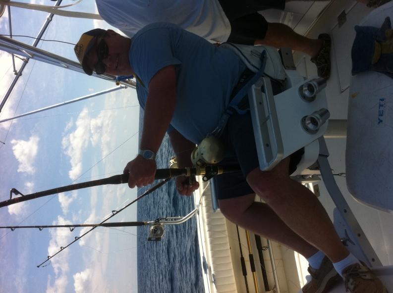 Weedline South of Nipple-ed-catching-marlin-04202012-jpg