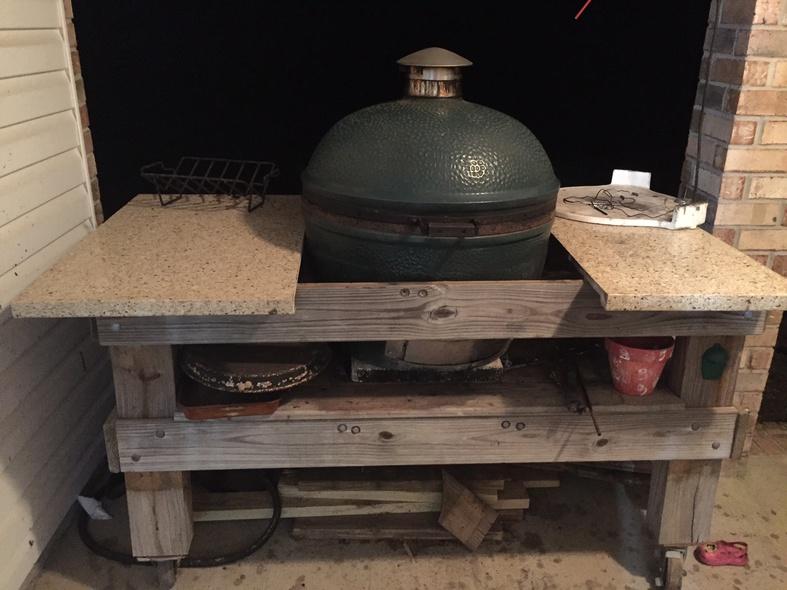 XL Big Green Egg for sale - Pensacola Fishing Forum