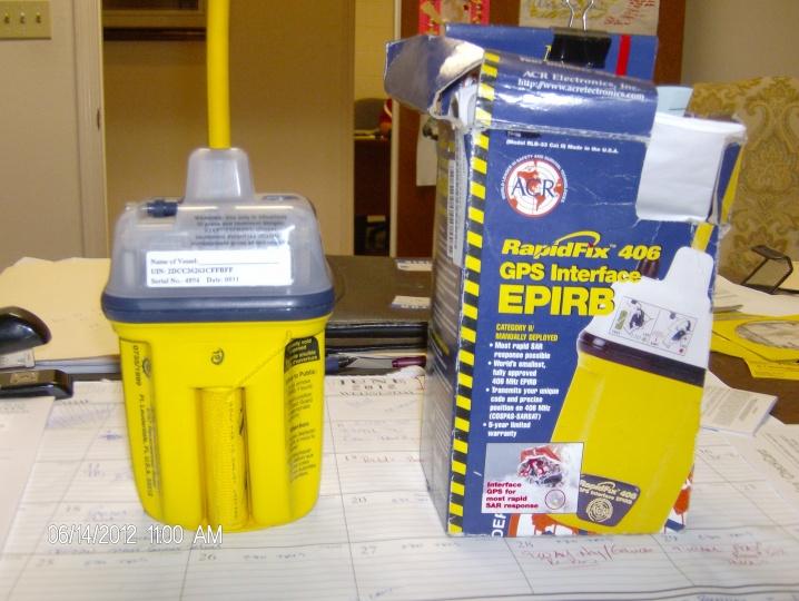 ACR Rapidfix Epirb 406 for sale-epirb-001-jpg