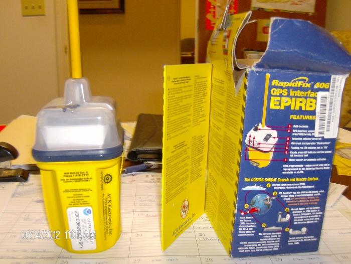 ACR Rapidfix Epirb 406 for sale-epirb-004-jpg