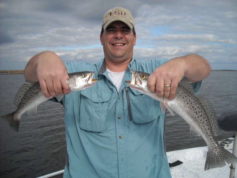 Hopedale LA  Trout and Reds-feb-2011-001-jpg