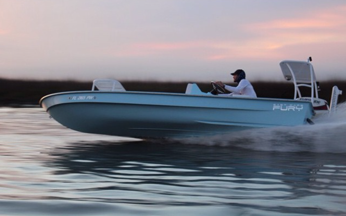 2015 East Cape Fury With Evinrude Etec For Sale - Pensacola