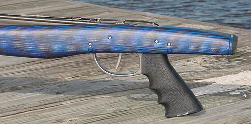 Beautiful One Off Handmade Speargun -gil-gun-4-jpg