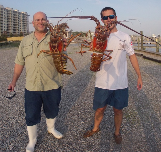 """Looks like lobster is back on the menu boys!""-gopr1464-jpg"