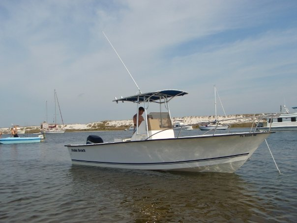 2005 23 Palm Beach Fishing Boats 235
