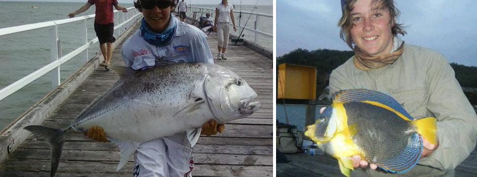 Hervey Bay Pier, Australia-hervey-bay-fish-1-jpg