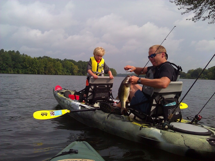 Coosa River - 7/21/2012-hook-out-jpg