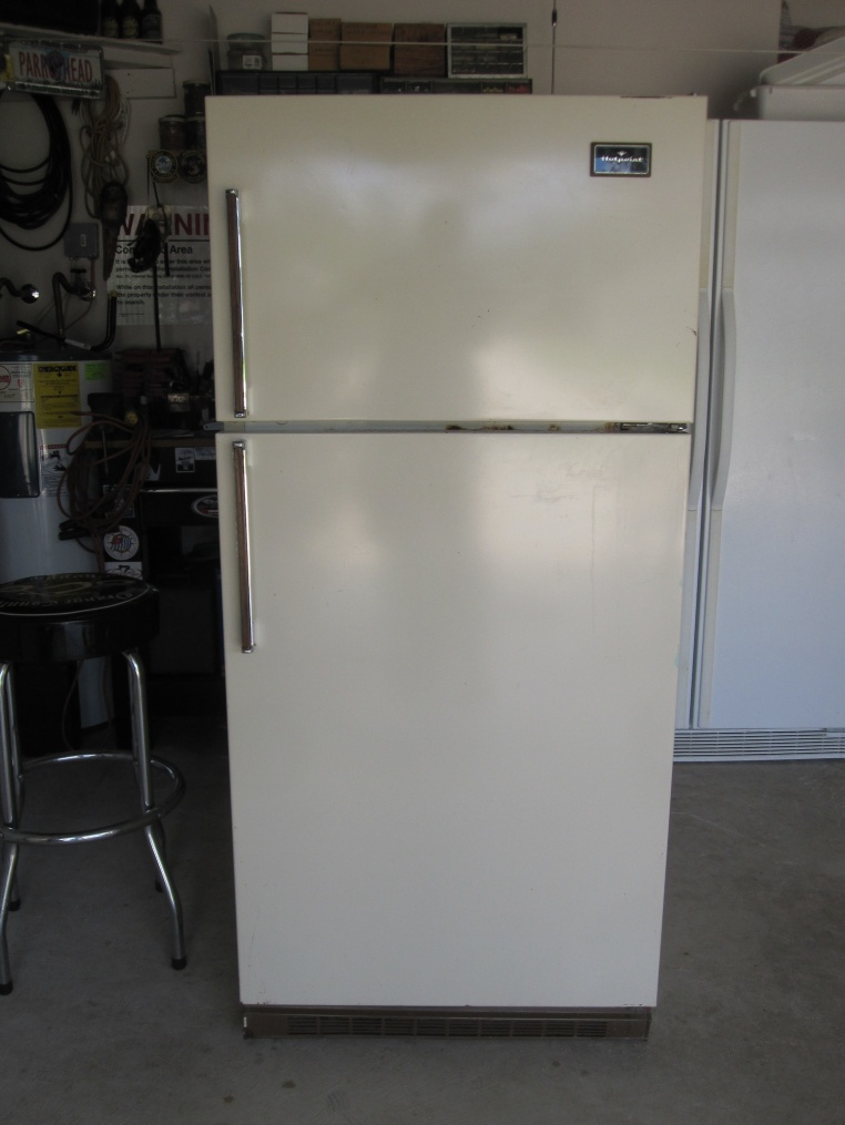 garage gladiator fridge tv refrigerator flickr free freezer photos chillerator by motorz garageworks b