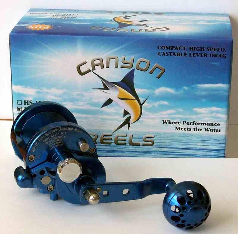 New Handbuilt, custom made Canyon Reel-hs-15-jpg