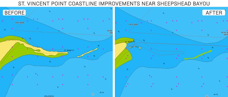 Hurricane Michael Remapping by Navionics Panama City to Tallahassee-hurricane-michael-updates-3-jpg