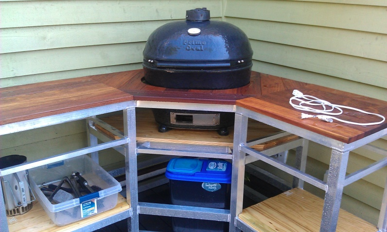 Table made for my Primo XL Grill-imag0007-jpg