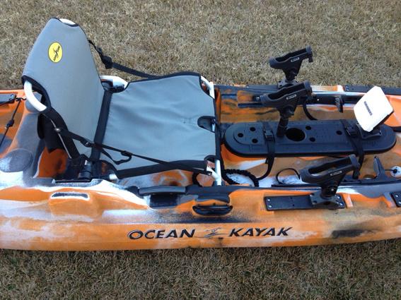 FS 2015 Ocean Kayak Prowler Big Game II - Pensacola Fishing