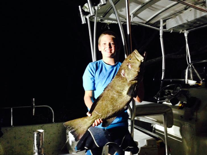 Boy's first big fish-image-2577854369-jpg