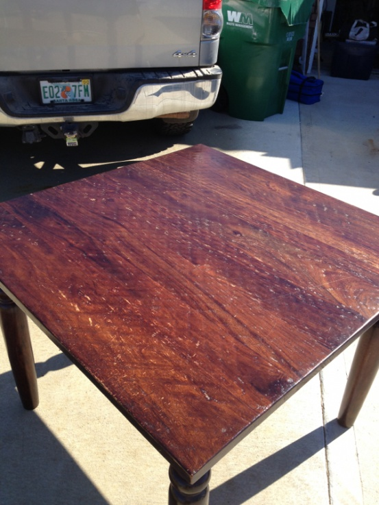 Sourav All Wood Dining Table From World Market Pensacola