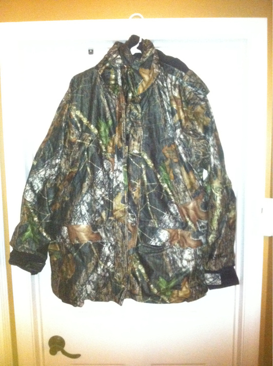 RedHead Gortex Parka and Bibs For sale-image-3459687427-jpg