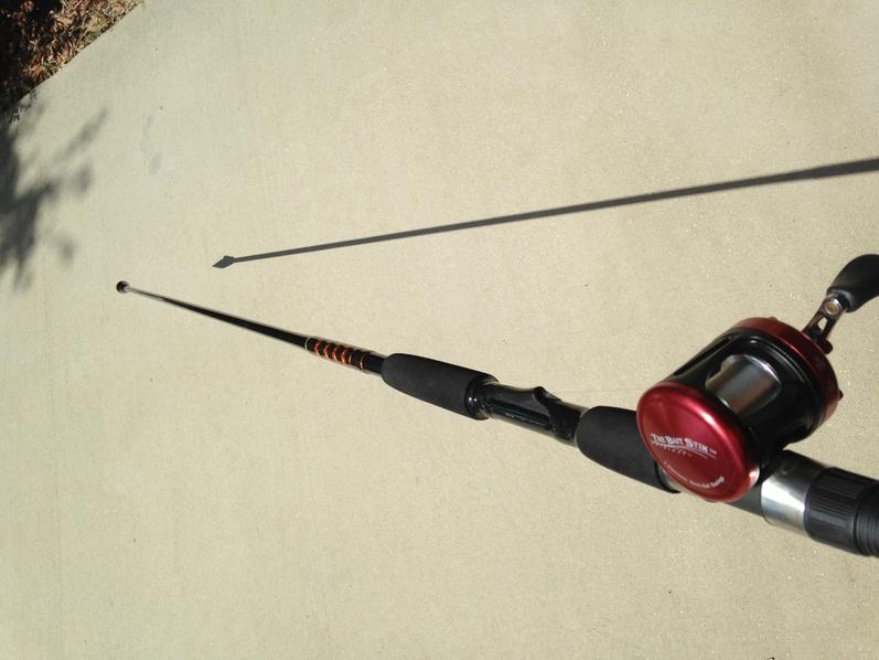 Sabiki Bait Stick Rodreel Pensacola Fishing Forum