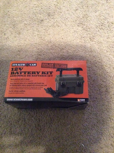 Water/weather proof battery box-image-jpg