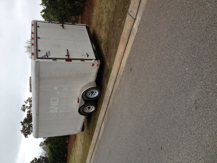 Enclosed Trailer With Tools For sale-image-jpg