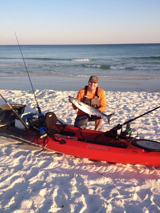 My first kayak fish in the gulf-image-jpg