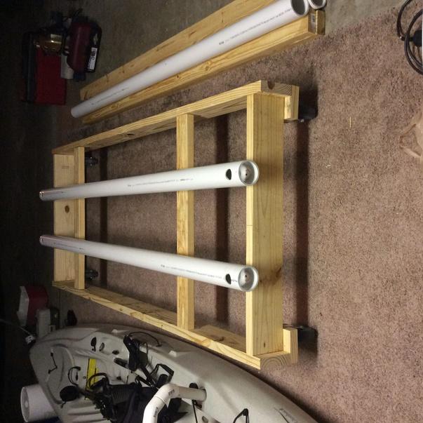 Kayak rack for two Hobies-image-jpg