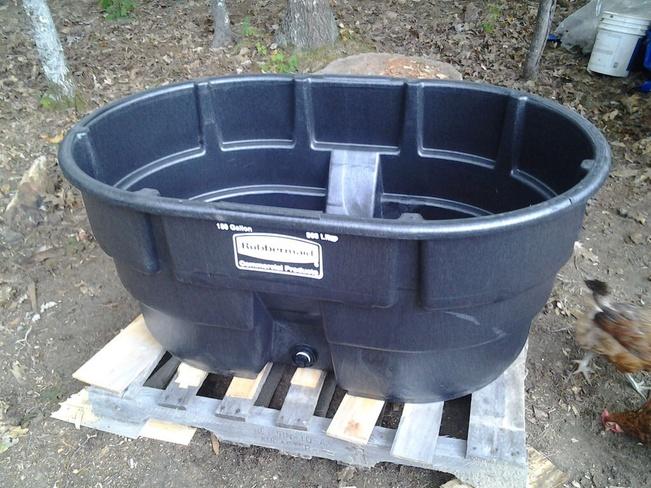 150 Gallon Rubbermaid Tub Pensacola Fishing Forum