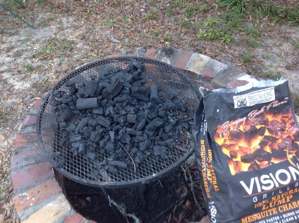 I'm Fired Up! ( Lump Charcoal )-image-jpg