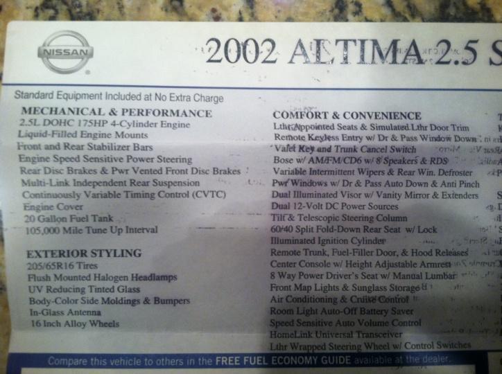 2002 Nissan Altima SEL-image-jpg