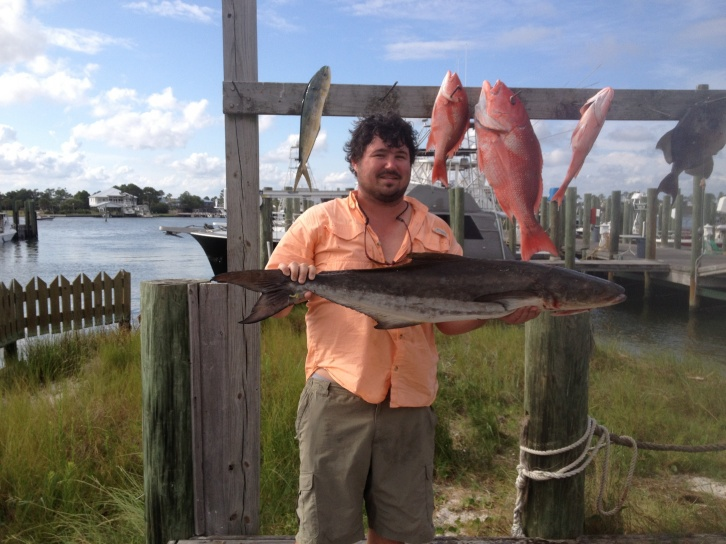 Snapper fishing out of Orange Beach-image-jpg
