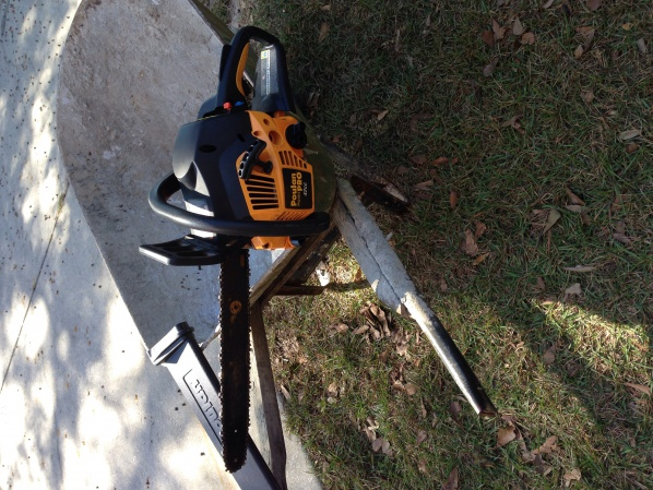 Poulan Pro Chainsaw - Pace or Downtown-image-jpg